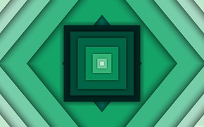 Картинка квадраты, фигуры, слои