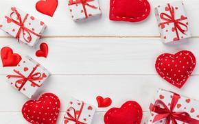 Картинка сердечки, День Валентина, подрки