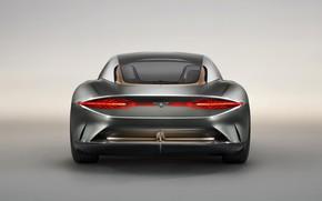 Картинка Concept, Bentley, вид сзади, 2019, EXP 100 GT
