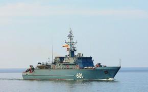 Картинка корабль, проект 12700, Иван Антонов, противоминный