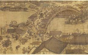 Картинка Art, Painting, Chinese paintings