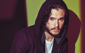 Картинка взгляд, актер, мужчина, Kit harington