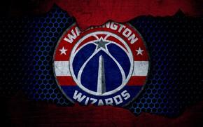Картинка wallpaper, sport, logo, basketball, NBA, Washington Wizards