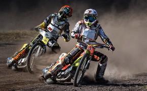 Обои мотоциклы, гонка, Speedway