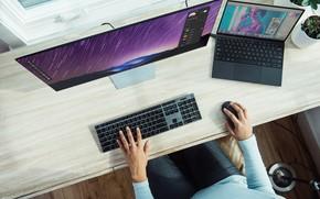 Картинка Computer, Monoblock, Personal Computer, Ios, Dell Xps 15, Ultrabook