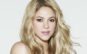 Картинка взгляд, поза, певица, музыкант, Shakira, Шакира, композитор, hair, танцовщица