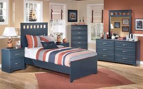 Картинка мебель, интерьер, кровать, дизайн, детская комната