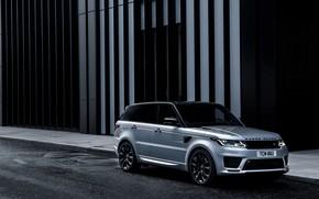 Картинка Land Rover, Range Rover, Range Rover Sport, кроссовер, 2020, HST