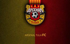 Картинка wallpaper, sport, logo, football, Russian Premier League, Arsenal Tula