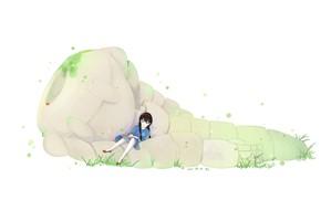 Картинка девушка, Tenkuu no Shiro Laputa, Sheeta