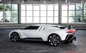 Картинка машина, Bugatti, гиперкар, Centodieci