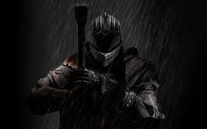 Картинка warrior, helmet, Dark Soul