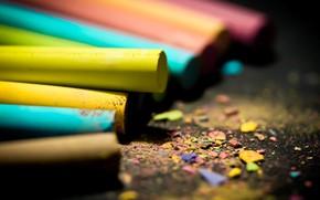 Картинка Colour, Pencil, Crumb