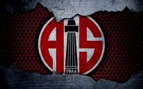Картинка Antalyaspor, football, sport, wallpaper, logo