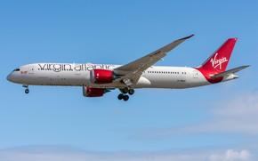 Картинка Boeing, 787-9, Virgin Atlantic Airways
