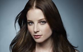 Картинка девушка, лицо, модель, волосы, актриса, Rachel Nichols