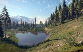 Картинка game, Expansive Worlds, thehunter call of the wild