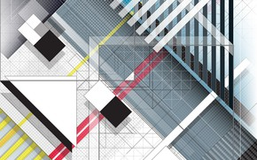 Картинка фон, цвет, форма, фигуры геометрии