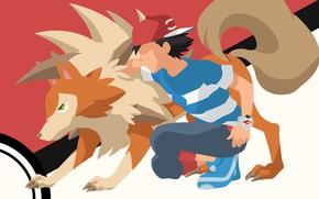 Картинка мальчик, покемон, Pokemon