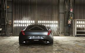 Картинка Berlinetta, корма, Puritalia, V8, 2019, 965 л.с., супергибрид