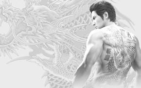 Картинка Yakuza, Dragon of Dojima, Yakuza Kiwami 2