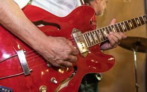 Картинка guitar, rock, play guitar