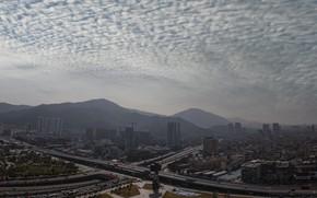 Картинка город, китай, высота