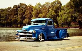 Картинка Chevrolet, Lowrider, Custom, 3100