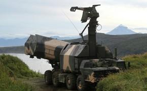 Обои оружие России, 4K51 «Рубеж», Береговой ракетный комплекс