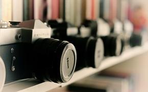 Картинка фон, камера, Zenit