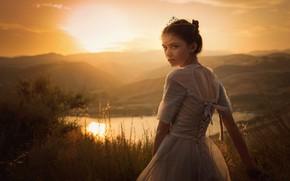 Картинка платье, девочка, Jessica Drossin