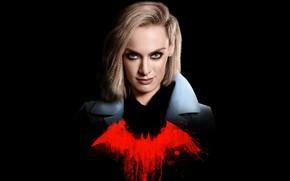 Картинка портрет, Алиса, сериал, постер, Batwoman, Бэтвумен, Rachel Skarsten, Рэйчел Скарстен, Бет Кейн