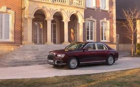 Картинка Sedan, 2019, Aurus, Senat