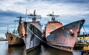 Картинка history, honor, veterans, Philadelphia Navy Yard