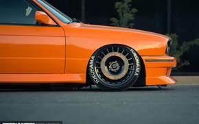 Картинка Orange, Bmw, Tuning, E30, M3