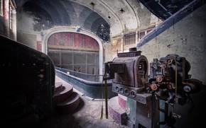Картинка театр, зал, апаратура