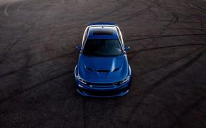 Картинка машина, Dodge, Charger, Hellcat, SRT