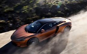 Картинка McLaren, скорость, суперкар, 2020, McLaren GT