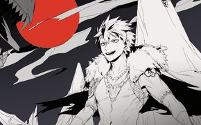 Картинка My Hero Academia, Boku No Hero Academia, Моя Геройская Академия, Бакуго Катсуки