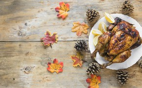 Картинка осень, листья, фон, курица, colorful, клен, шишки, wood, autumn, leaves, осенние, maple, chicken