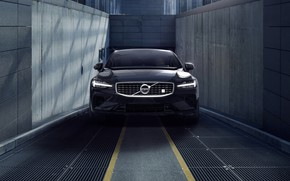 Картинка Volvo, вид спереди, 2018, S60, Polestar Engineered