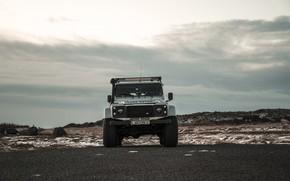 Картинка Land Rover, Vehicle, Off-Road