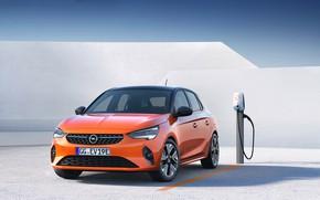 Картинка Opel, хэтчбек, Corsa, 2019, Corsa-E