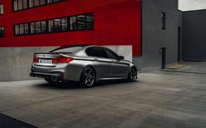 Картинка здание, BMW, седан, AC Schnitzer, четырёхдверный, M5, F90, 2019, ACS5 Sport