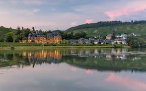 Картинка Германия, Lieser, Schloss Lieser