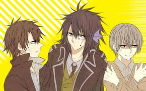 Картинка аниме, арт, парни, Beelzebub, Вельзепуз, Furuichi Takayuki, Hecadoth, Oga Tatsumi