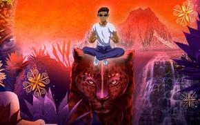 Картинка Music, Cover, Monstercat, Dream Odyssey EP, Julian-Calor