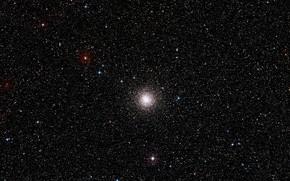 Картинка Stars, Digitized Sky Survey 2, NGC 3201, Globular Cluster, Star Cluster, DSS2, Constellation of Vela