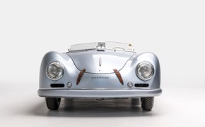 Картинка Porsche, 1953, Classic, Classic car, Porsche 356, Porsche 356 America Roadster