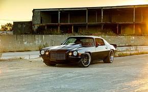 Картинка Chevrolet, Camaro, Car, Custom, Pro Touring
